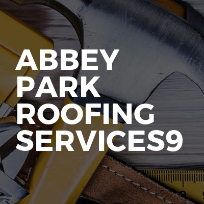 Abbey Park Roofing Services9