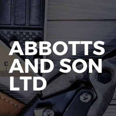 Abbotts and Son Ltd