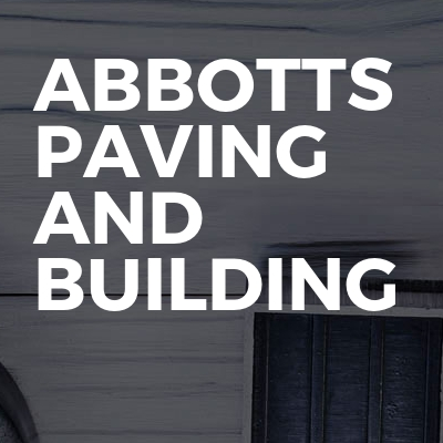 Abbotts paving and building
