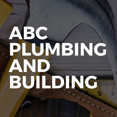 ABC Plumbing And Building
