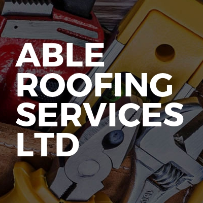 Able Roofing Services Ltd