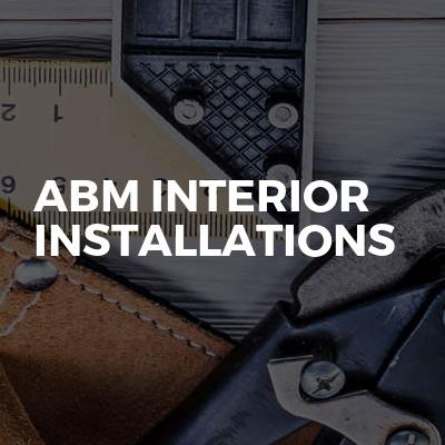 ABM Interior Installations