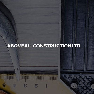 Aboveallconstructionltd