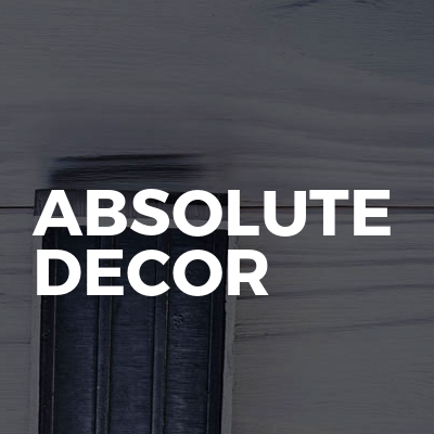 Absolute decor