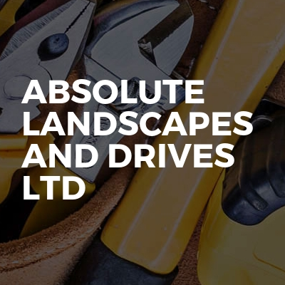 Absolute Landscapes and Drives ltd