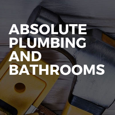 Absolute plumbing and bathrooms