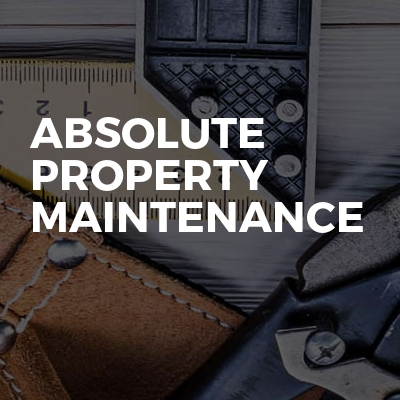 Absolute Property Maintenance