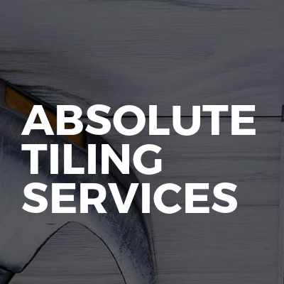 Absolute Tiling Services