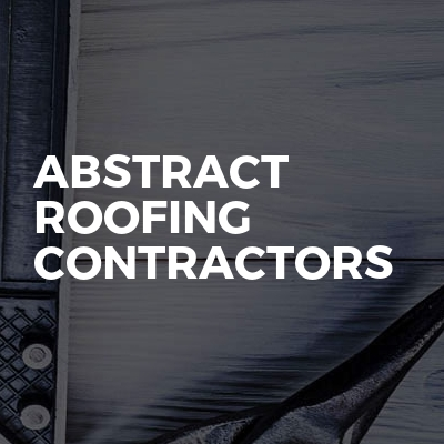 Abstract roofing contractors