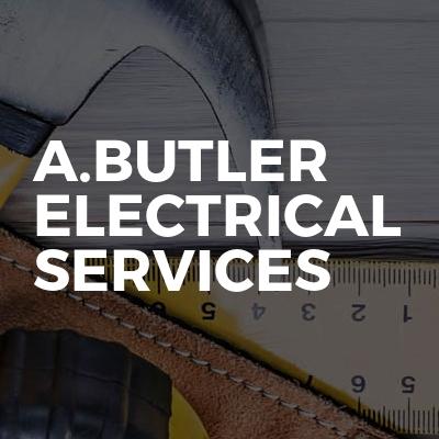A.butler Electrical Services