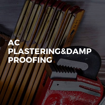Ac Plastering&damp proofing