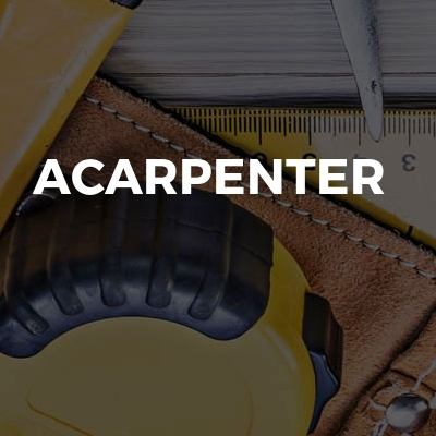 Acarpenter