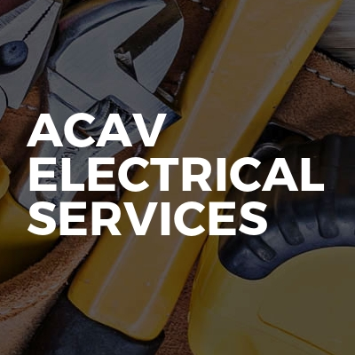 ACAV Electrical Services