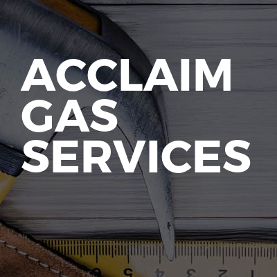 Acclaim gas services
