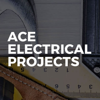 Ace electrical projects