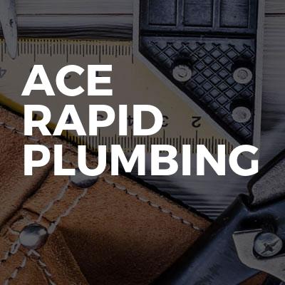 Ace rapid plumbing