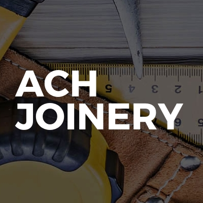 ACH Joinery