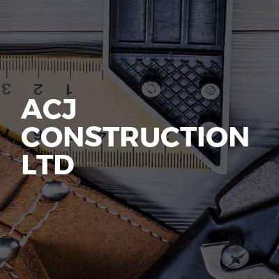 ACJ Construction Ltd