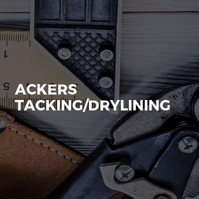 Ackers Tacking/Drylining