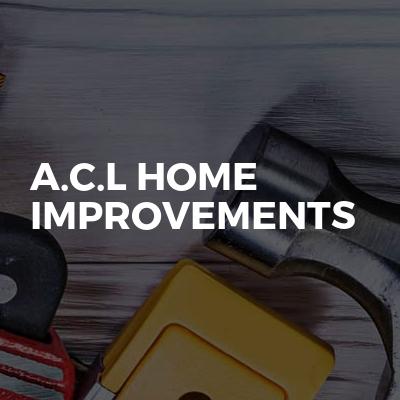 A.C.L Home Improvements