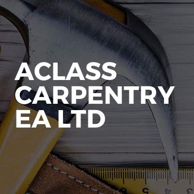 Aclass Carpentry Ea Ltd