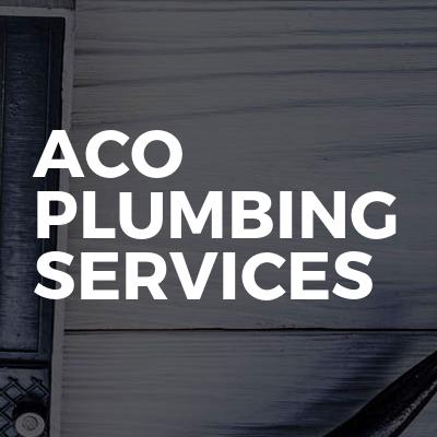 ACO Plumbing Services