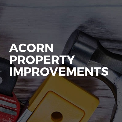 Acorn Property Improvements