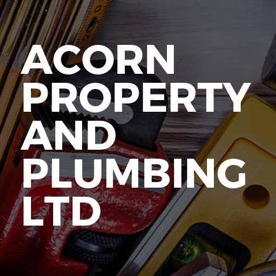 Acorn Property and Plumbing Ltd