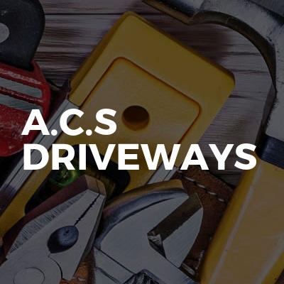 A.C.S Driveways