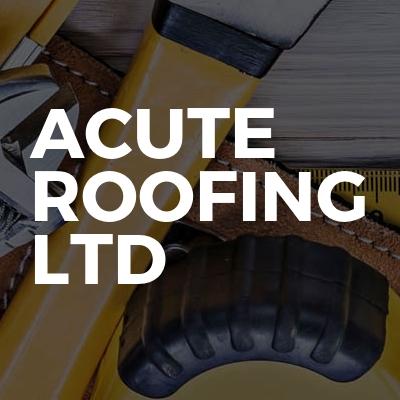 Acute Roofing LTD