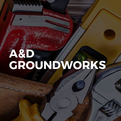 A&D Groundworks
