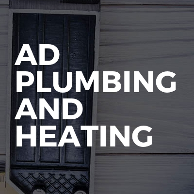 AD Plumbing and Heating