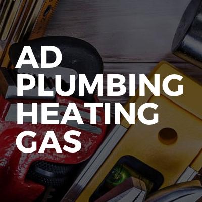 AD Plumbing Heating Gas
