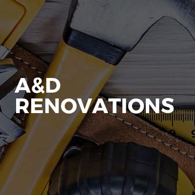 A&D Renovations
