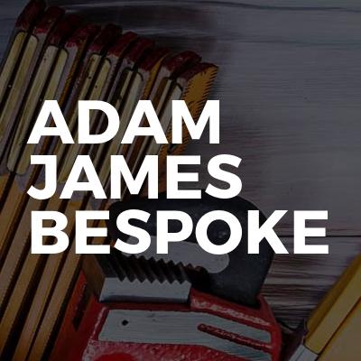 Adam James bespoke