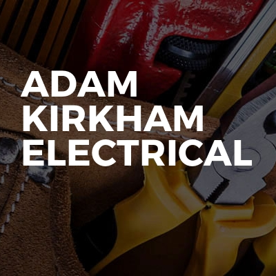 Adam Kirkham Electrical