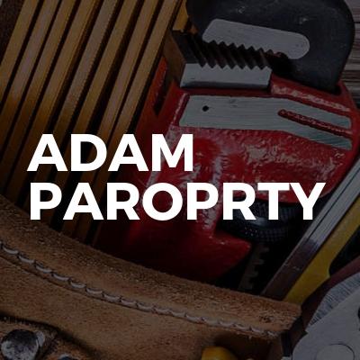 Adam paroprty