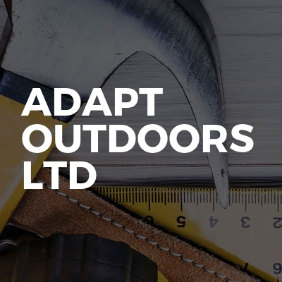 Adapt outdoors ltd