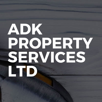 Adk property services ltd