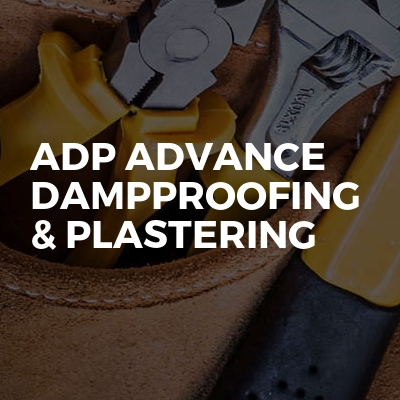 ADP Advance Dampproofing & Plastering