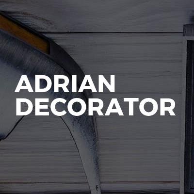 Adrian Decorator