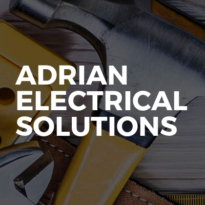 Adrian Electrical Solutions