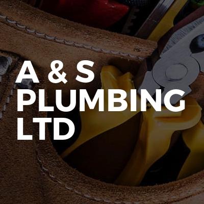 A & S Plumbing Ltd
