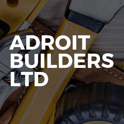 Adroit Builders Ltd