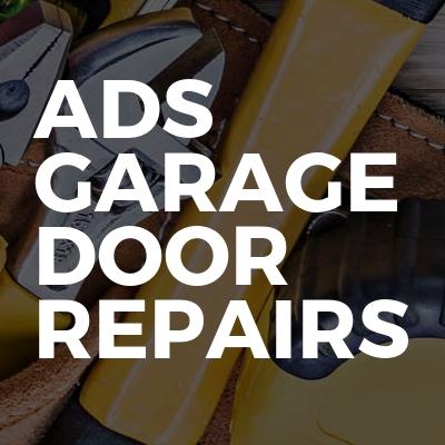 Ads garage door repairs