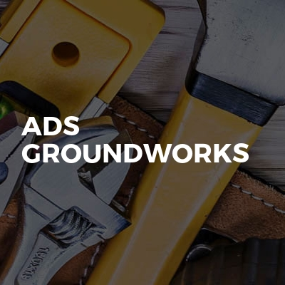 ADS GROUNDWORKS