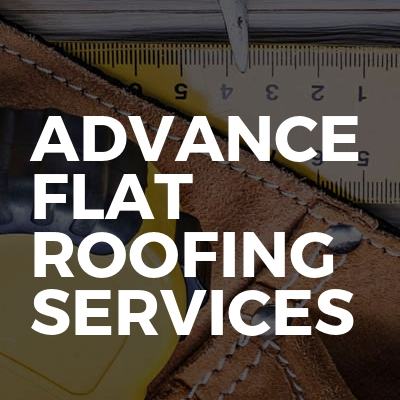 Advance Flat Roofing Services