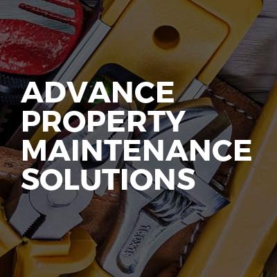 Advance Property Maintenance Solutions