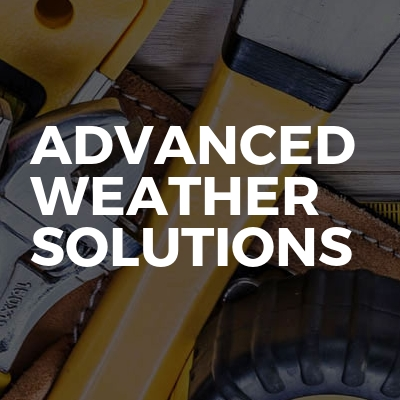 Advanced weather solutions