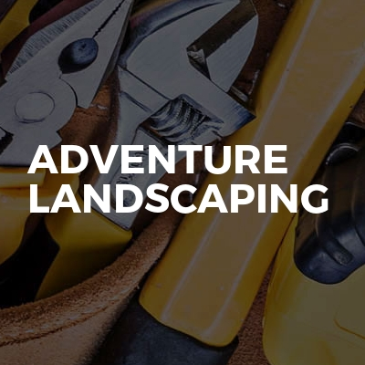 Adventure landscaping